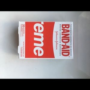 Supreme Bandaid Deadstock Soldout